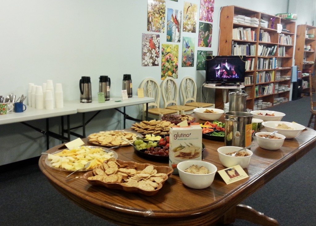 Snacks and Drinks!
